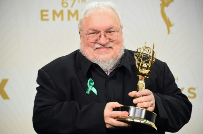 'Game of Thrones' Author Announces New Book