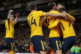 Atletico Imbangi Arsenal 1-1
