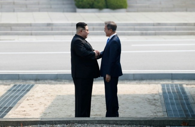 North, South Korea Commit to Denuclearisation in Historic Summit