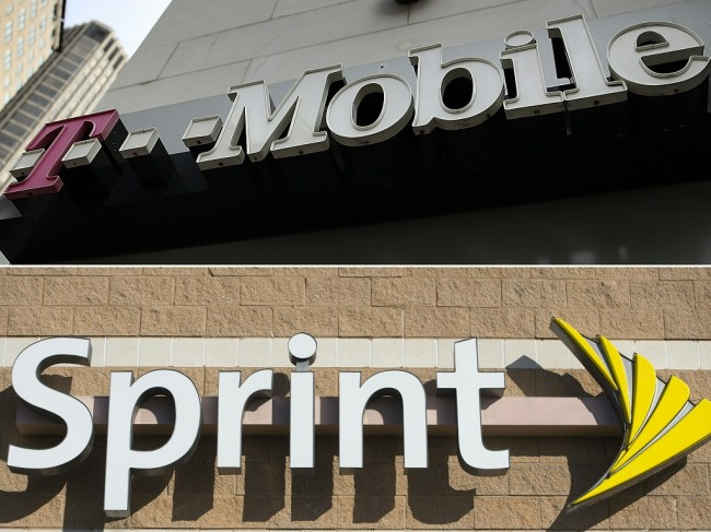 Sprint dan T-Mobile akan Merger