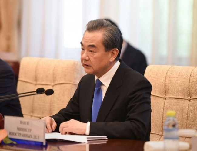 China's Foreign Minister to Visit North Korea This Week