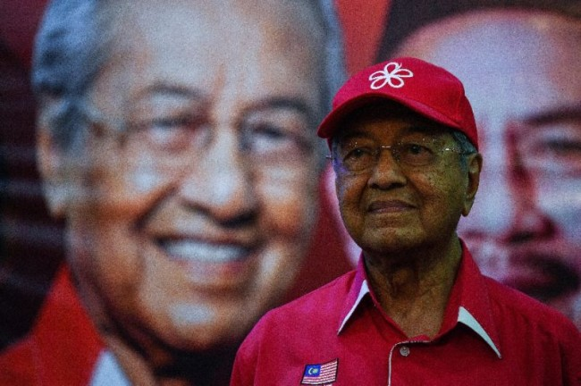 Malaysia's Mahathir Being Probed for 'Fake News'