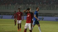 Septian David Gagal Penalti, Indonesia-Uzbekistan Belum Ada Gol
