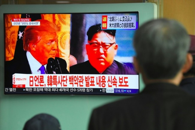 Singapore Likely to Host Trump-Kim Summit in June: Report