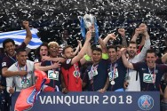 Angkat Trofi Coupe de France, PSG Raih Treble Winners