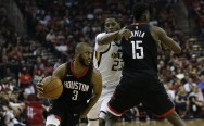 Tekuk Jazz, Rockets Melangkah Ke Final