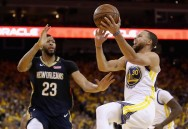 Warriors Tantang Rockets di Final Wilayah Barat