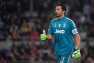 Buffon Catat <i>Clean-sheet</i> ke-300