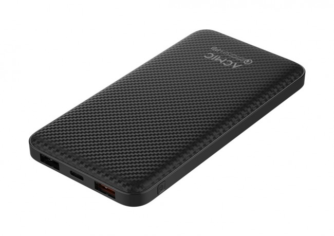 ACMIC C10PRO Pasang Triple Fast Charging