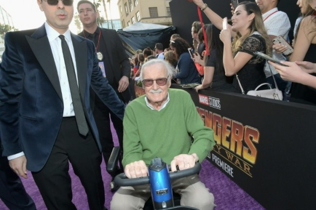 Marvel Icon Stan Lee in $1 Billion Lawsuit against Company He Started