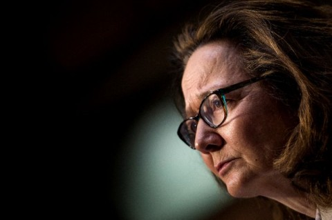 Veteran CIA operative Gina Haspel wins support to become director of the premier US spy agency in a key Senate committee vote, despite her participation in an interrogation program that saw Al-Qaeda suspects undergo torture. (Photo:AFP/Brendan Smialowski)