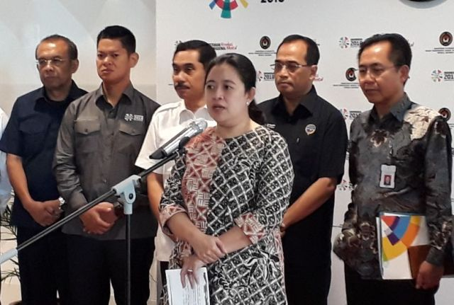 Travel Advice tak Ganggu Persiapan Asian Games 2018
