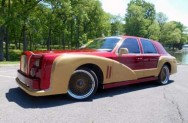 Rolls-Royce Phantom Pakai Basis Towncar Lincoln 1996