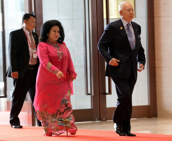 Cash-Stuffed Designer Handbags Seized in Raids on Malaysia's Najib