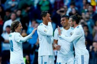 Jelang Final Liga Champions, Penggawa Madrid Pesta Barbeque