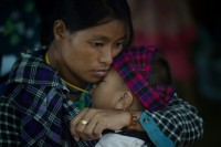 Kachin Civilians Flee Myanmar's 'Forgotten War'