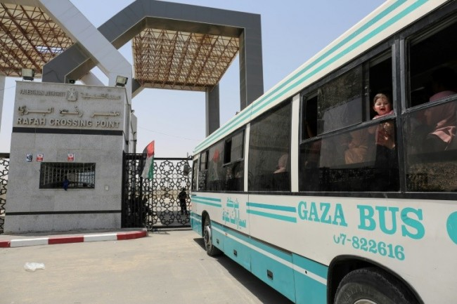 Egypt Opens Gaza Border for Ramadan after Protesters Killed