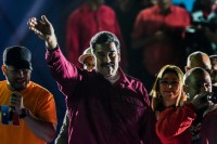 Maduro Wins as Rivals Call for New Venezuela Elections