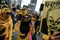 Malaysia Sets up Task Force to Probe 1MDB Scandal