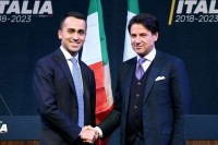 Lawyer Giuseppe Conte Tipped to be Italy's New Populist PM
