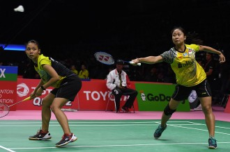 Tim Uber Indonesia ke Perempat Final