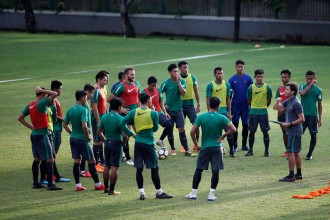 Matangkan Persiapan Asian Games, Timnas Indonesia Jajal Thailand