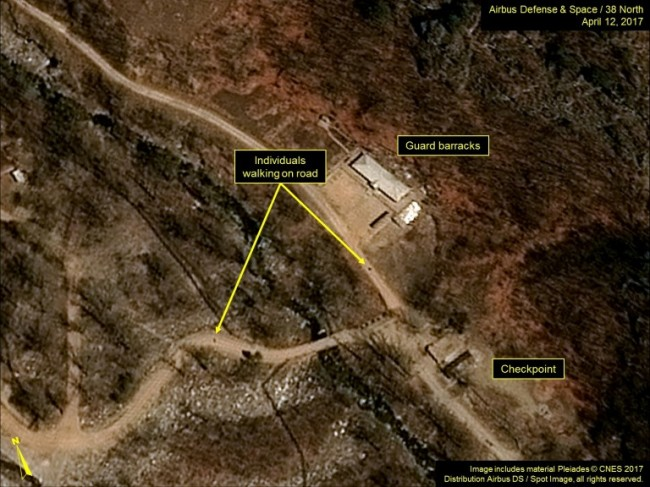 Foreign Media Head to North Korea to See Nuclear Site Destruction