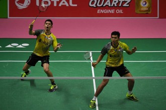 Tim Thomas Indonesia Tundukkan Thailand 4-1
