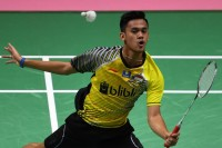 Firman Pastikan Tim Thomas Indonesia Juara Grup B