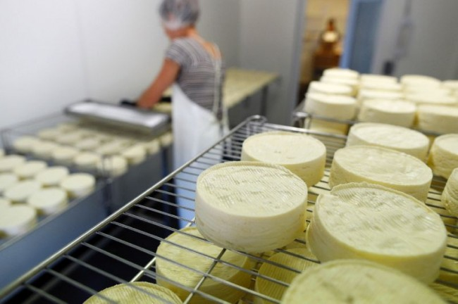 French Gourmets Cheesed Off at New Camembert Rules