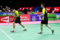 Jadwal Semifinal Tim Piala Thomas Indonesia
