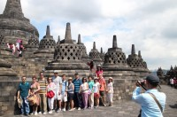 Kemenpar Promosikan Borobudur ke Pemuka Agama Budha
