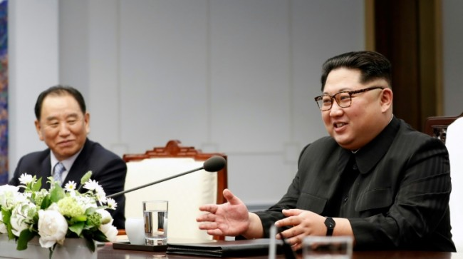 Top North Korean Heads to US to Meet Pompeo ahead of Summit