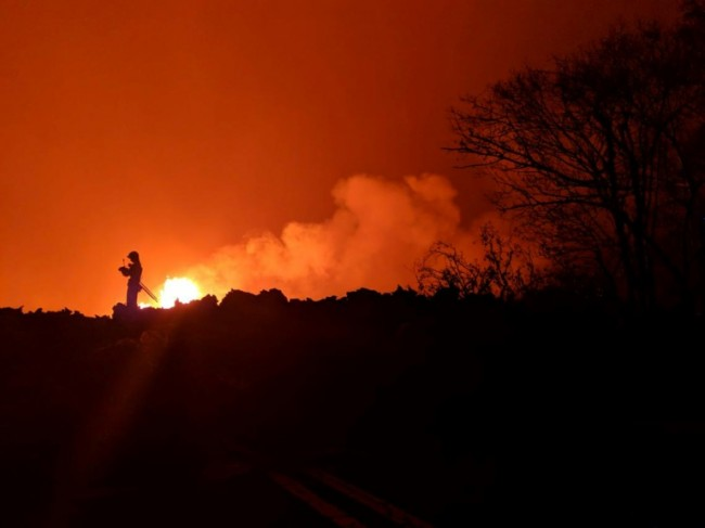 No, Don't Roast Marshmallows at the Hawaii Volcano: USGS