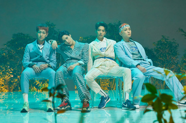 Rayakan 10 Tahun Bermusik, SHINee Rilis Album Mini The Story of Light
