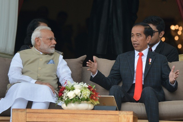 Indonesia, India Eye Stronger Infrastructure Cooperation