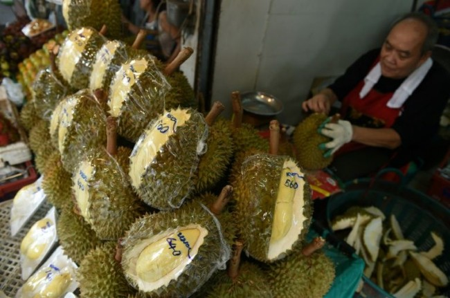 Final Fruit-ier: Thailand Sends Smelly Durian into Space