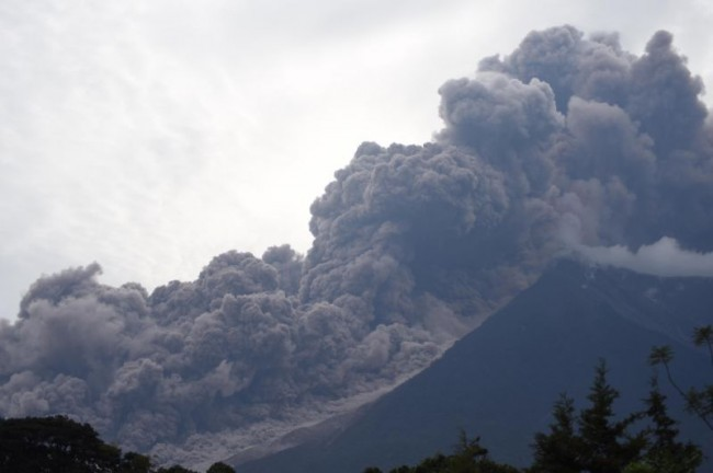 Guatemala Volcano Death Toll Rises to 25: Disaster Agency
