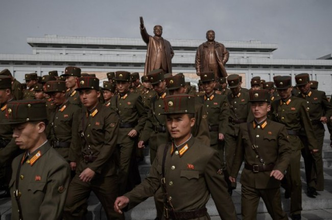 North Korea 'Military Reshuffle' Raises eyebrows in Seoul