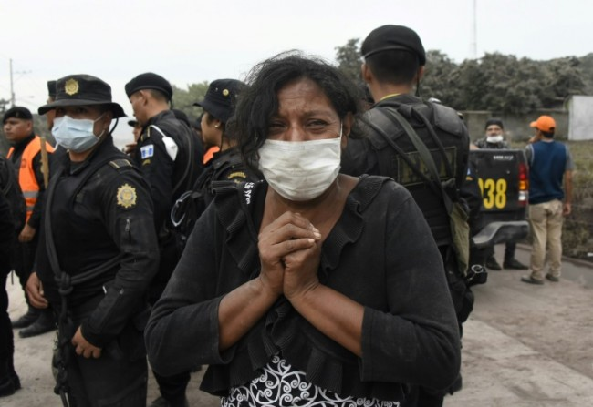 Toll Rises in Guatemala Volcano as More Bodies Recovered