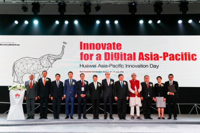 Ekonomi Digital Jadi Bahasan Utama Huawei Asia Pacific Innovation Day 2018