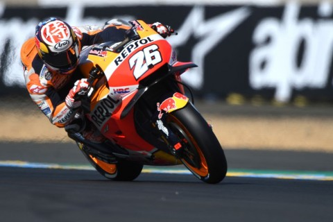 Dani Pedrosa. (Foto: AFP PHOTO / Jean-Francois MONIER)