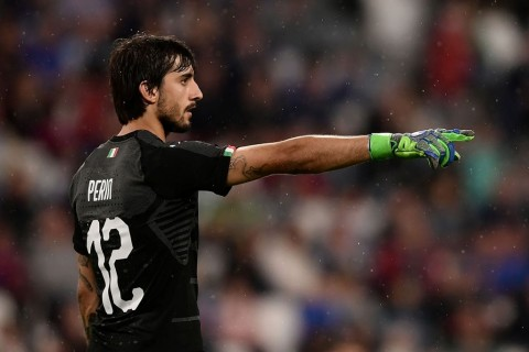 Mattia Perin. (Foto: AFP PHOTO / MARCO BERTORELLO)