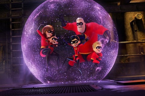 Incredibles 2 (disney-pixar)