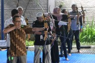 Ramaikan Ramadan, Media Group Gelar Lomba Panahan
