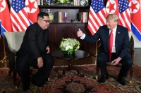 Asian Markets Fluctuate as Trump Meets Kim, Eyes on Central Banks