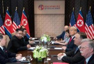 Trump Predicts Terrific Relationship with Kim Jong-un