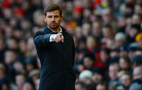 Andre Villas-Boas (Foto: Metro.co.uk)