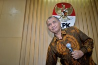 KPK Leaders Ready to Meet with Jokowi