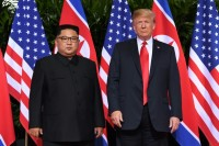 Asian, European Stocks Up after Historic North Korea Summit